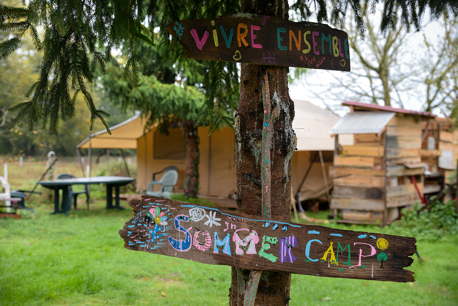 Emplacement Summer Camp