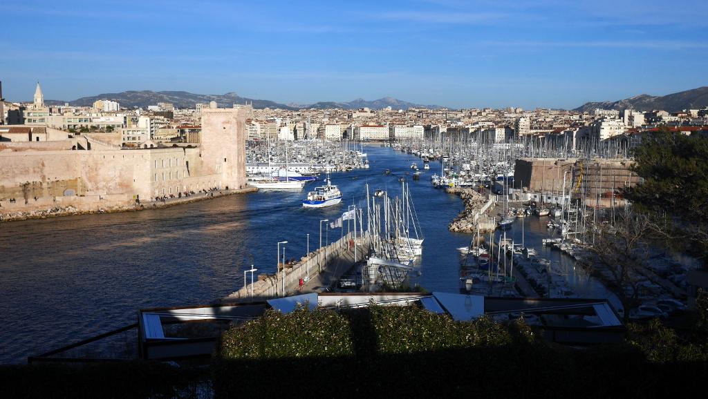 Marseille, Pharo