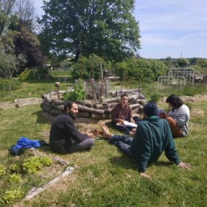permaculture, stage, Oasis des Ptis Potes