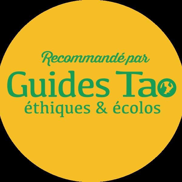 L'Oasis des Ptis Potes recommandé par les guides TAO