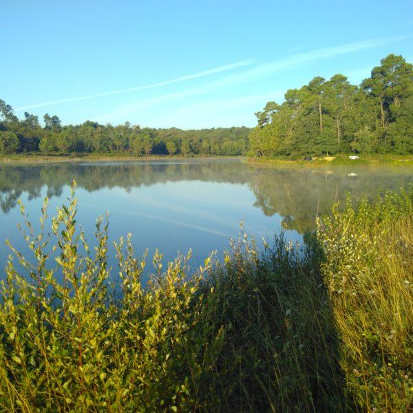 randonnée au lac de Sigalens