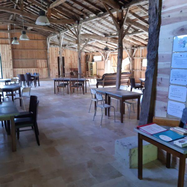 La Ptite Auberge, salle polyvalente de l'Oasis